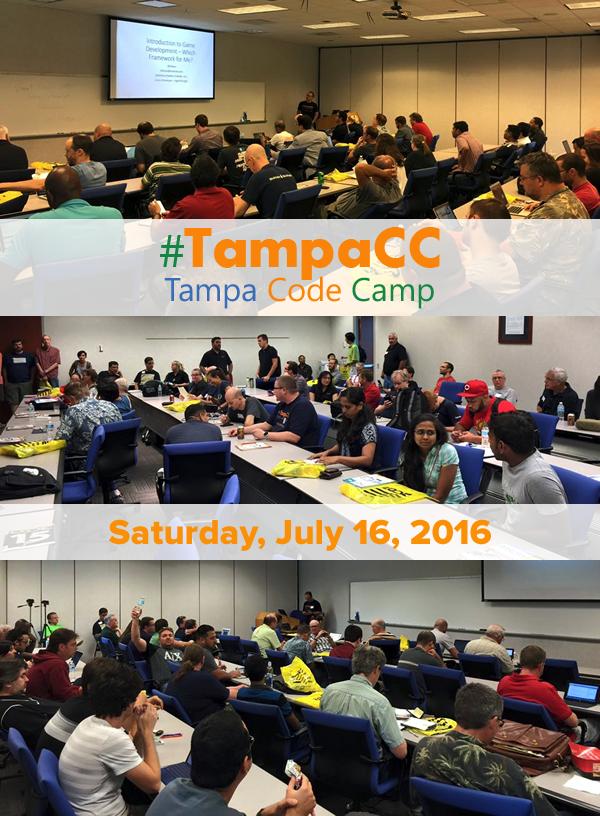 tampa code camp