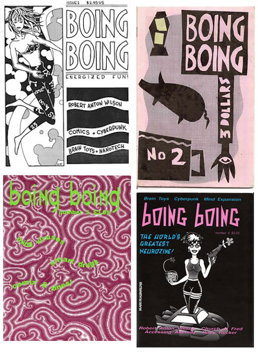 boing boing zines