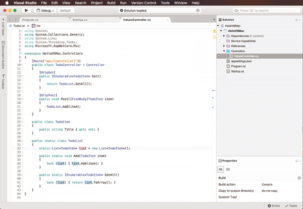 visual-studio-mac-workspace