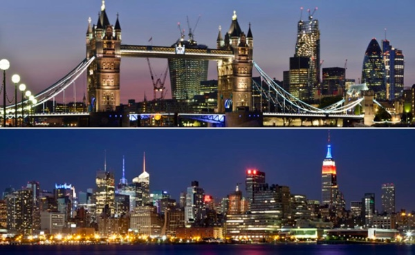 london-and-new-york