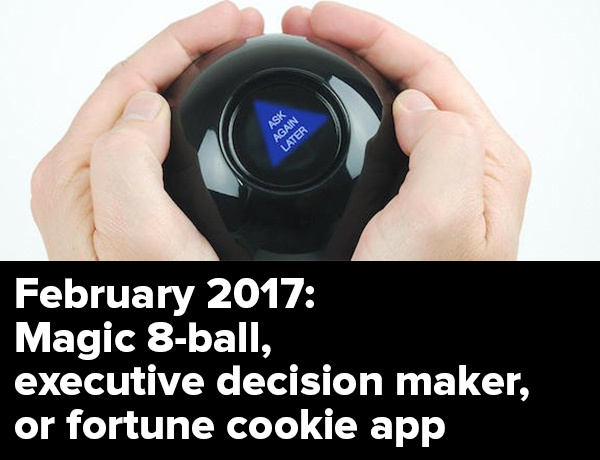 magic 8 ball fortune cookie