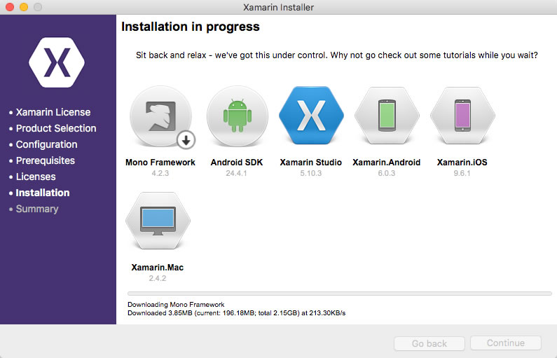xamarin installer - Global Nerdy: Technology and Tampa Bay! — Global
