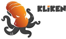 Logo: Kliken, a Tampa Bay tech startup