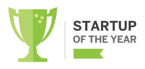 Logo: Startup of the year