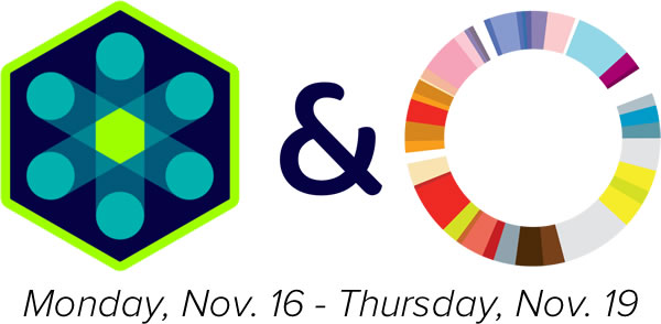 Synapse Converge and Global Entrepreneurship Week logos - Monday, November 16 - Thursday, November 19