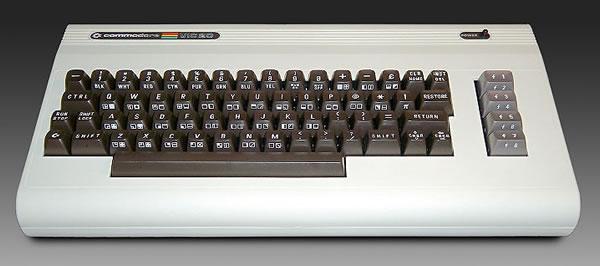 Photo: Commodore VIC-20.