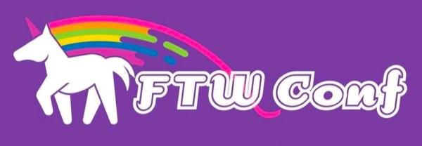 FTW Conf logo